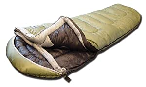 Buy Black Pine Big Johnson -40 Degree Mummy Sleeping Bag by Black Pine