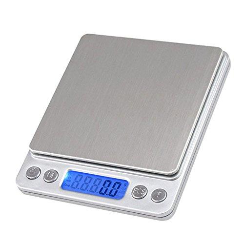 Boweike 3000g-0.1g Balance De Précision électronique Numérique échelle Digital LCD Balance De Cuisine Haute Précision Balance De Cuisine