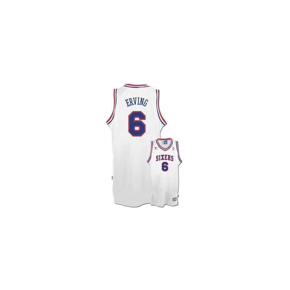NBA Philadelphia 76ers Julius Erving Swingman Jersey on PopScreen 46720e718