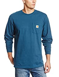Carhartt Men's Long Sleeve Workwear P…