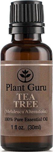 Tea Tree (Melaleuca) Essential Oil. 30 Ml. (1 Oz.) 100% Pure, Undiluted, Therapeutic Grade.