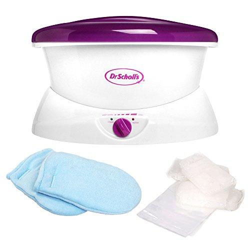 Dr. Scholl's Quick Heat Paraffin Spa Bath (Paraffin Wax Hands compare prices)