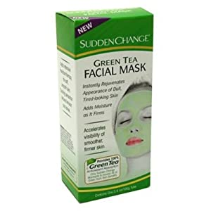 Sudden Change Green Tea Facial Mask 3.4oz