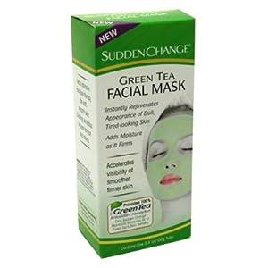Sudden Change Green Tea Facial Mask 3.4oz