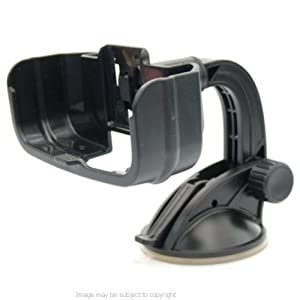 Ultimate Addons Rigid Windscreen Suction Cup Mount for the TomTom Urban Rider Motorcycle GPS SatNav