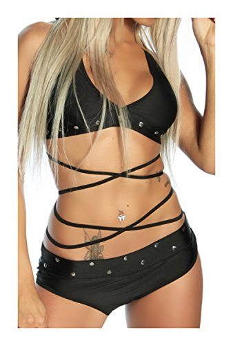 Gogo Panty-Set von luxury & good Dessous