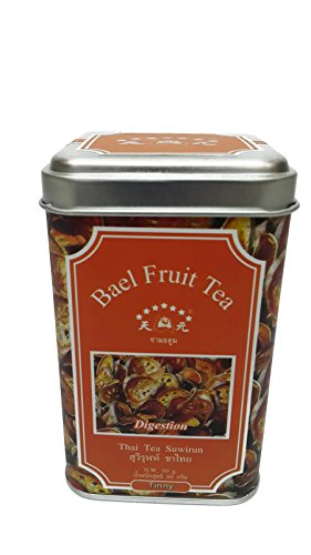 Smileshops Suwirun Tinny Bael Fruit Tea ,Dried Organic Bael Fruit Tea 1box (Dried Bael Fruit compare prices)