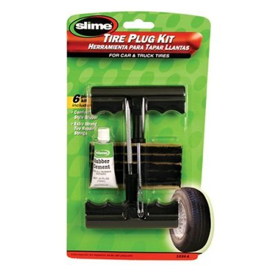 Slime 1034-A T-Handle Tire Plug Kit