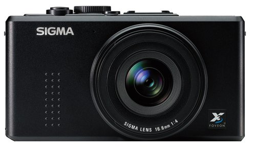 Sigma DP-1 Digital Camera - Black (14MP, 3x Digital Zoom) 2.5 inch TFT