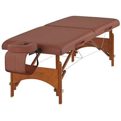 Master Massage Fairlane Sport Size Portable Massage Table, 25 Inch