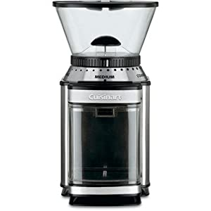 Cuisinart Automatic Burr Mill from Cuisinart