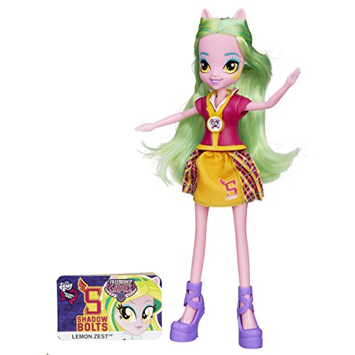 My Little Pony Equestria Girls Lemon Zest Friendship Games Doll - 1