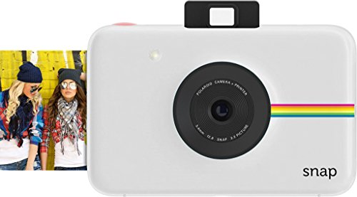Buy Bargain Polaroid Snap Instant Digital Camera (White) with ZINK Zero Ink Printing Technology