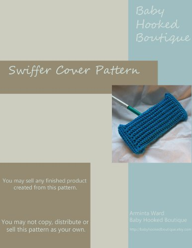 swiffer-cover-crochet-pattern-english-edition
