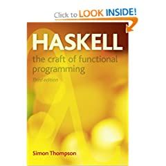 Haskell: The Craft of Functional Programming (3rd Edition) (International Computer Science Series)