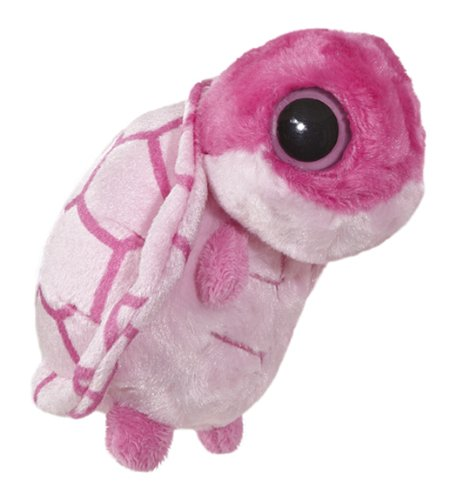 "Aurora World YooHoo Shellee Tortoise 5"" Plush"