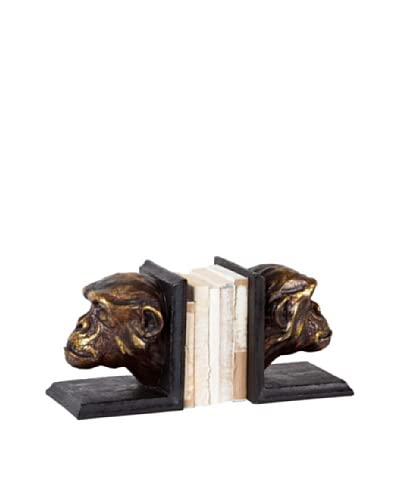 Mercana Bremen Monkey Bookends As You See