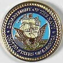 US Navy Ball Marker
