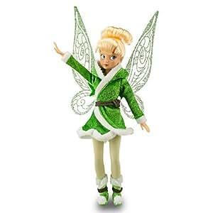 "Disney Fairies ''Secret of the Wings'' Tinkerbell Doll -- 10"""