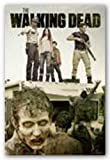 The Walking Dead - Season 2 - Attack the RV Art Print Poster