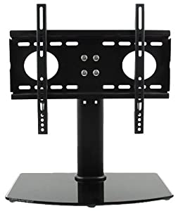 """ShopJimmy Universal TV Stand / Base + Wall Mount for 26""""- 32"""" Flat-Screen TVs"""