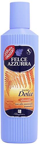 Felce Azzurra - Bagno Dolce, Rilassante, Con Olii Essenziali Aromatici -  750 Ml