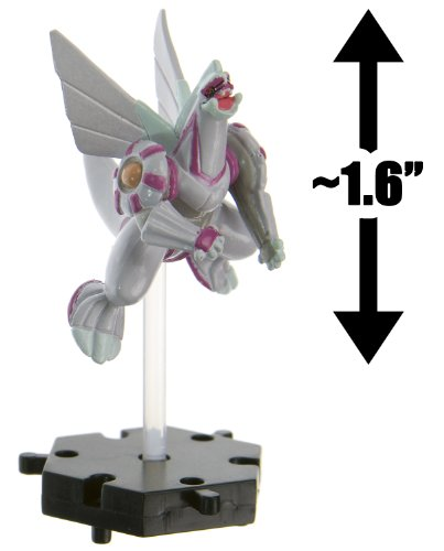 "Palkia ~1.6"" Figure - Pokemon DP Super Encyclopedia Mini Figure Series #12 (Japanese Imported) - 1"