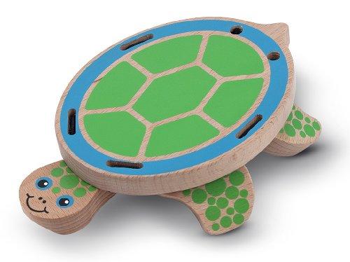 Melissa & Doug Peek-a-Boo Turtle