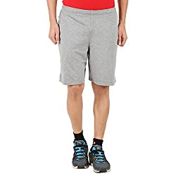Lavos Men's Grey Shorts (XX-Large)