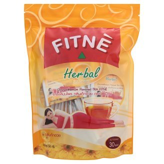 Fitne Herbal Tea Infusion Weight Loss Slimming Diet Chrysanthemum Flavour (Pack Of 30 Sachets)