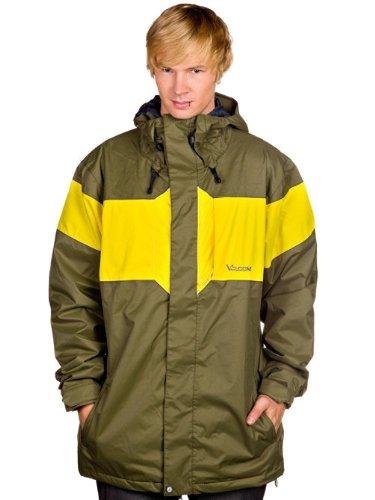 Herren Snowboard Jacke Volcom Over Armor Jacket