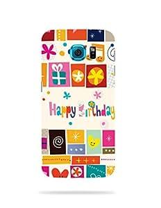 alDivo Premium Quality Printed Mobile Back Cover For Samsung Galaxy S6 / Samsung Galaxy S6 Printed Mobile Case/ Back Cover (GD499)