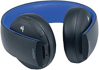 Sony 10029 PlayStation Gold Wireless Bluetooth Headphones