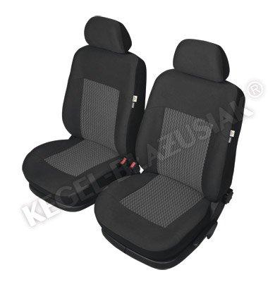 Kia Cee´D Ceed  Schonbezüge Autositzbezüge Sitzbezüge Fahrer /& Beifahrer 115