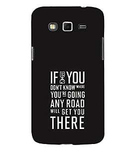 ifasho Designer Phone Back Case Cover Samsung Galaxy Grand I9082 :: Samsung Galaxy Grand Z I9082Z :: Samsung Galaxy Grand Duos I9080 I9082 ( Blue Black Colorful Pattern Design )