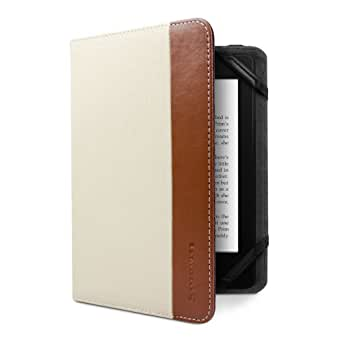 Marware Atlas - Funda para Kindle, color beige (sirve para Kindle Paperwhite, Kindle y Kindle Touch)