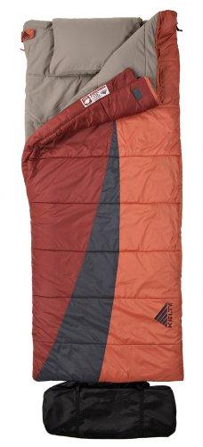 Kelty Eclipse 30 Degree Sleeping Bag Short Junior