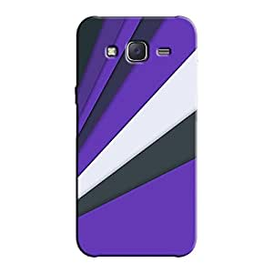 DIGITAL PATTERN 8 BACK COVER FOR SAMSUNG J5
