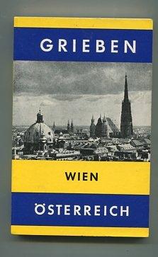 Wien Österreich Grieben-Reiseführer Band 68