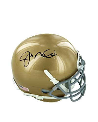 Steiner Sports Joe Montana Signed Notre Dame Mini Helmet