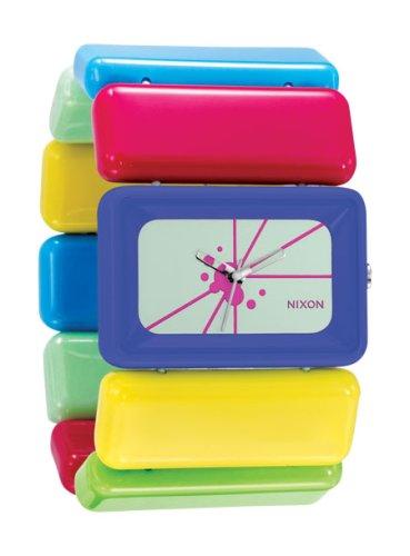 NIXON 腕時計 THE VEGA HYPERPOP NA726373-00 レディース