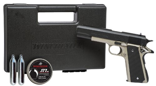 Winchester Model 11K CO2 Pistol Kit with Case (Co2 Bb Guns Pistols compare prices)
