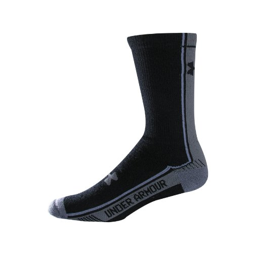 Under Armour Under Armour Men's UA Beyond II Crew Socks Medium Black