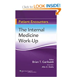 Amazon.com: The Internal Medicine Work-Up (