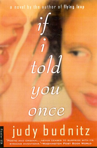 If I Told You Once: A Novel, Judy Budnitz