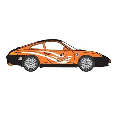MLB Baltimore Orioles 1:64 Scale Porsche Diecast Replica