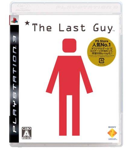 The Last Guy(ザ ラストガイ)