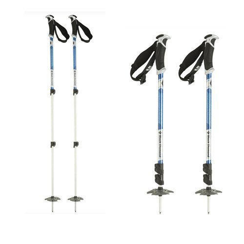 Black Diamond Expedition Trekking Poles - 140cm (2012)