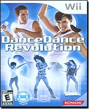 Dance Dance Revolution Game Only Nintendo Wii