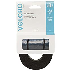 Velcro Usa Consumer Pdts 90340 3/4-Inch x 12-Ft. Black Get-A-Grip Strap 1 AD
